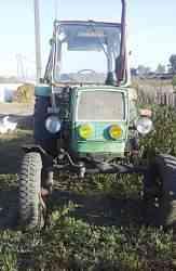 Трактор юмз -6
