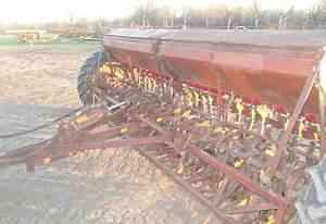 Сеялка зерновая сз-3.6