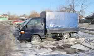 грузовичок Hyundai Porter
