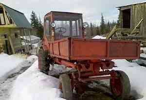 Трактор Т16 1991 г. в
