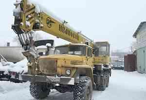 Автокран Урал кс-3574 Ивановец 1994 г. в