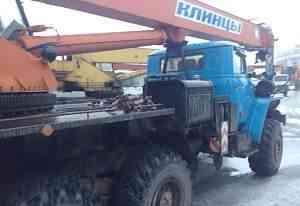 Автокран Урал кс55713 3К