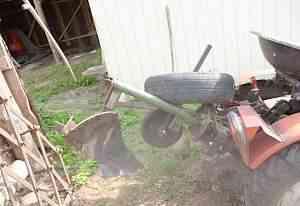 Трактор тз-4-К14 мини