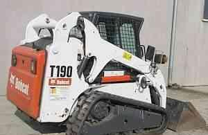 Минипогрузчик Bobcat T190