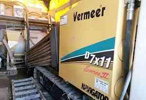 установку гнб vermeer