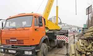 Автокран кс-45717К-1Р Ивановец 25 тонн 2010 года