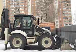 Экскаватор-погрузчик Hidromek 102S 2013г 1900 м/ч