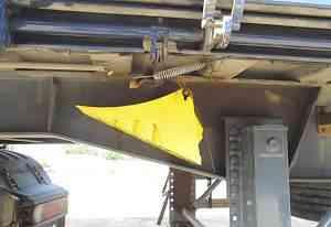 Полуприцеп V50 м. куб. bodex со стальным кузовом
