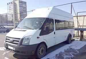 Форд транзит Bus 2010 год