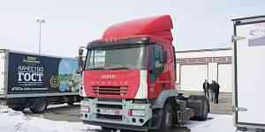 Iveco Stralis 350 2007 год