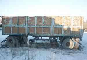 прицеп мазовский зерновоз