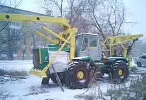 бкм на базе трактора т-150