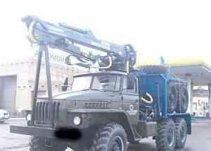 Урал 4320 с военного хранения 2004 год