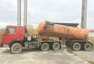 Тц-11Б бочка цементовоз
