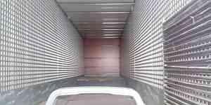 Полуприцеп текстильный фургон мега юмба