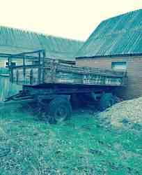 Телега тракторная 2 птс 4
