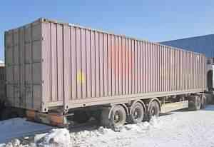 Wielton NS-3 контейнеровоз 45 фут. 2013 г. в