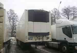 Рефрижератор Schmitz Cargobull SKO24/L 2010г