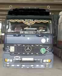 Mercedes-Benz Actros, 2002 г